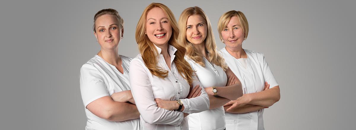 Foto vom MedExpert Team Hannover