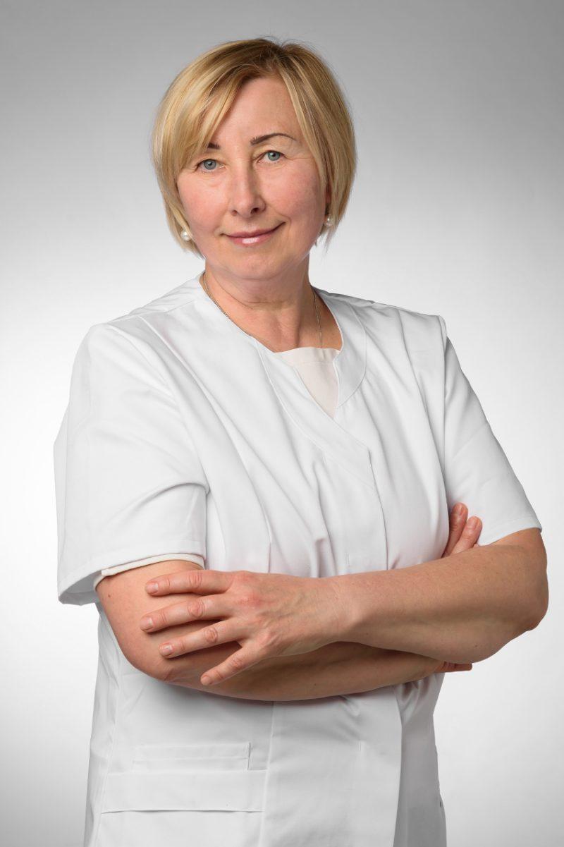 Olena Wendt Examinierte Krankenschwester, staatlich anerkannte Kosmetikerin, Medizinische Masseurin.